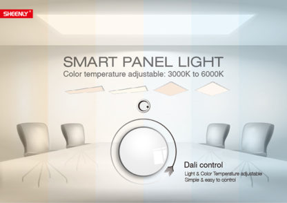 Sheenly Smart CTA LED-paneel